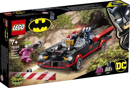 LEGO DC Batman™: Batman™ klassieke tv-serie Batmobile™ - 76188