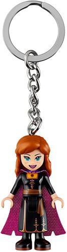 LEGO Disney Frozen 2 Anna sleutelhanger - 853969