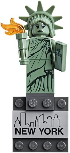 LEGO® Iconic Vrijheidsbeeld magneet - 854031