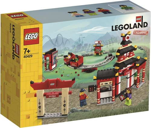 LEGOLAND® NINJAGO® World - 40429